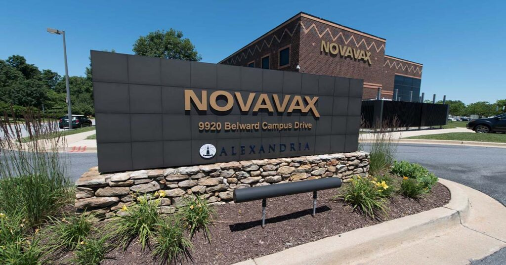 novavax ваксина covid-19
