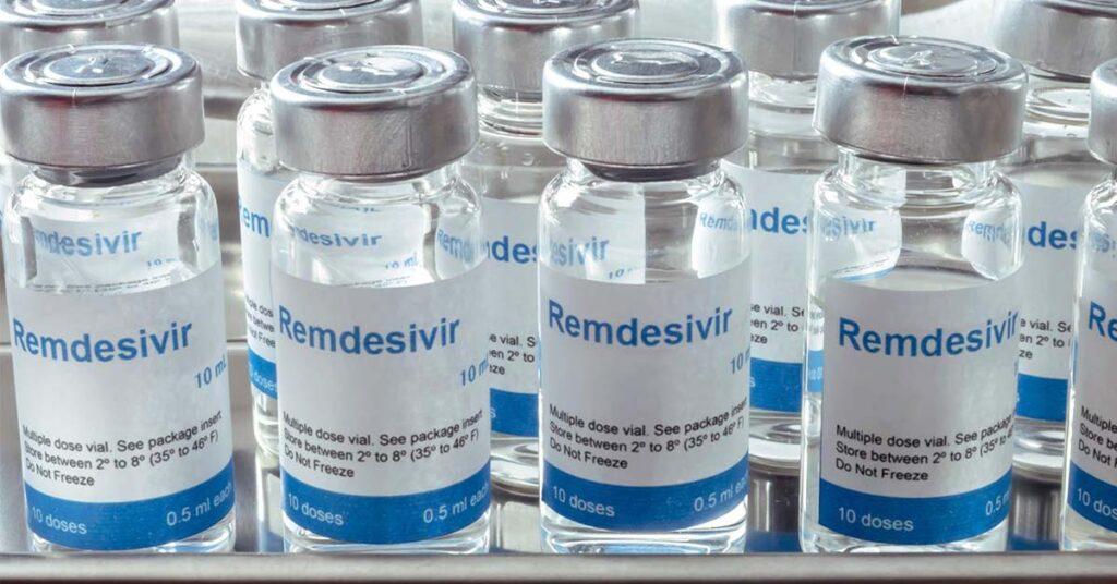 ремдесивир covid-19 безопасност бъбреци сърце