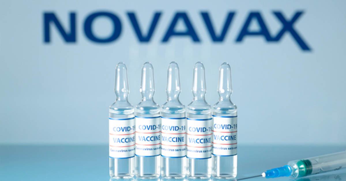 novavax британски щам